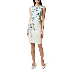 Hobbs - Ivory 'Fiona' dress