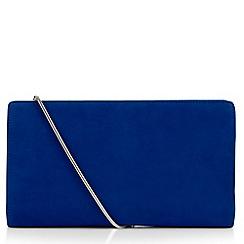 Hobbs - Bright blue 'Astrid' clutch