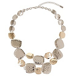 Hobbs - Metallic 'Pippa' necklace