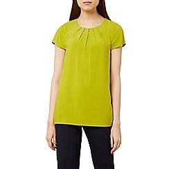 Hobbs - Bright green 'Shauna' top