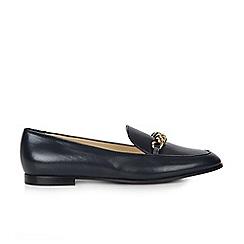 Hobbs - Navy 'Hannah' loafers