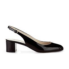 Hobbs - Black 'Ava' slingback sandals