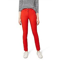 Hobbs - Bright red 'Amanda' jean