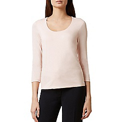 Hobbs - Pale pink 'Daisy' top