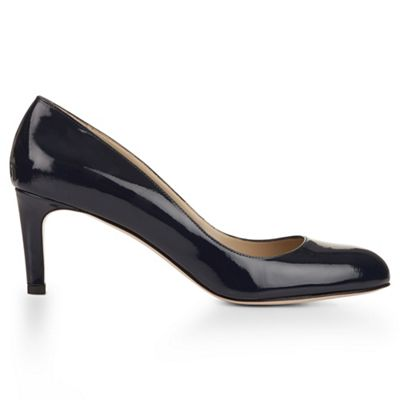 Hobbs - Navy 'Sophia' court Fashionable and eye-catching shoes