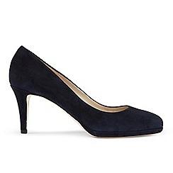 Hobbs - Navy 'Jennifer' court shoes