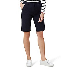 Hobbs - Navy 'Bay' shorts