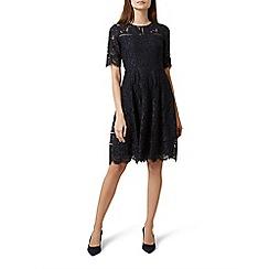 Hobbs - Navy 'Serena' dress