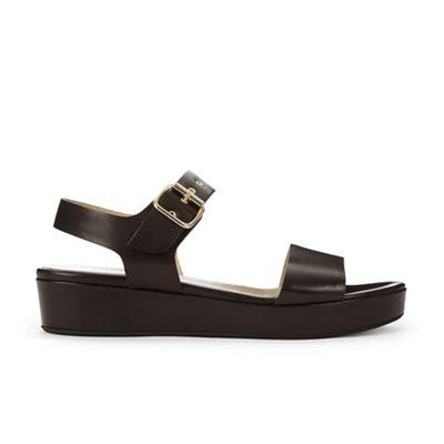 Hobbs - - - Black 'Selma' sandals 5a362e