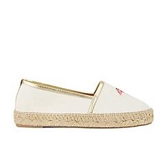 Hobbs - Ivory 'Flamingo' shoes