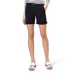 Hobbs - Navy 'Nina' shorts