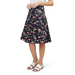 Hobbs - Navy 'Melina' skirt