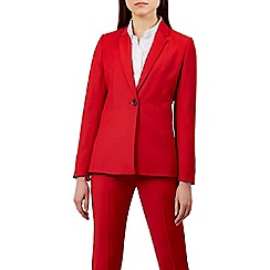 Hobbs - Red 'Ayla' jacket
