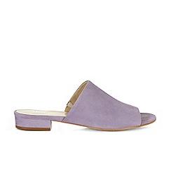 Hobbs - Lilac 'Rachel' mule sandals