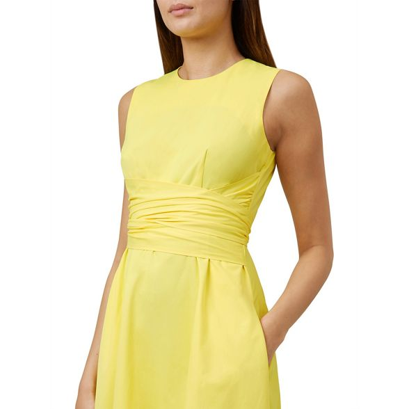'Twitchill' length knee Hobbs dress Yellow gfHwxqT