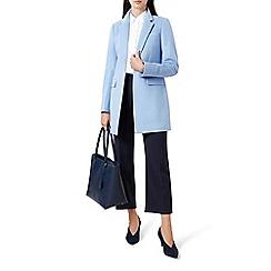 Hobbs - Light Blue 'Tia coat