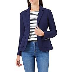 Hobbs - Mid blue 'joella' jacket