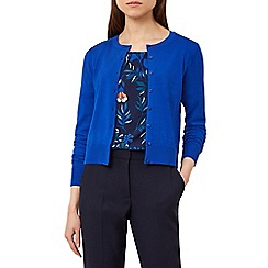 Hobbs - Bright blue 'Marley' cardigan