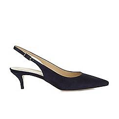 Hobbs - Navy 'Annie' shoes