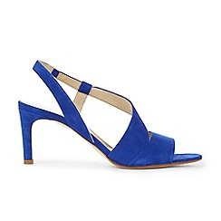 Hobbs - Bright Blue 'Leah' sandals