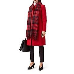 Hobbs - Red 'romy' coat