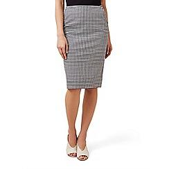 Hobbs - Navy 'Atrani' skirt