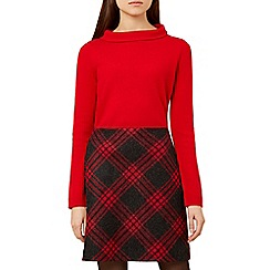 Hobbs - Red 'Audrey' sweater