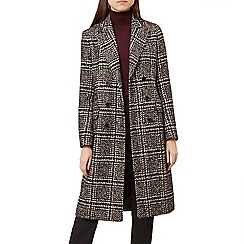 Hobbs - Multicoloured 'Evalyn' coat