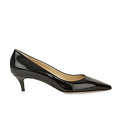 Hobbs - Black 'annie' court shoes