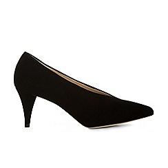 Hobbs - Black 'Poppy' court shoes