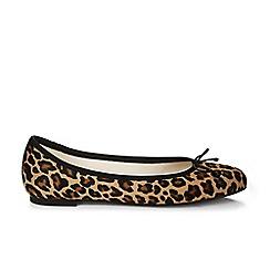 Hobbs - Multicoloured 'flo' ballerina shoes