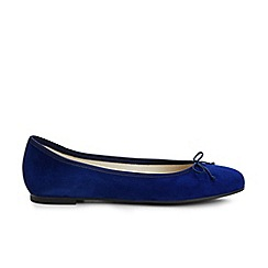 Hobbs - Blue 'Flo' ballerina