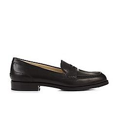 Hobbs - Black 'freya' loafer shoes