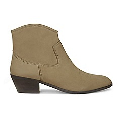 Hobbs - Natural 'linden' cuban boots