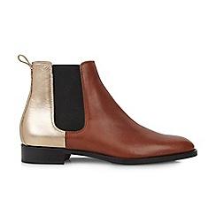 Hobbs - Multicoloured 'Nicole' boots
