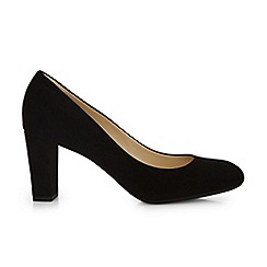 Hobbs - Black 'Sonia' court shoes