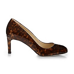 Hobbs - Brown 'sophia' court shoes