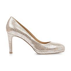 Hobbs - Silver 'julietta' court shoes