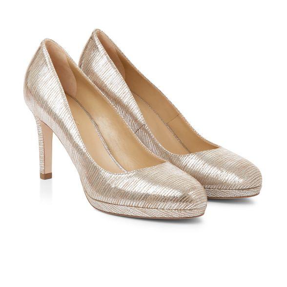 Silver Hobbs court Hobbs Silver 'julietta' shoes F8qxwEYx5