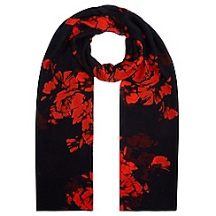 Hobbs - Navy 'anya' scarf