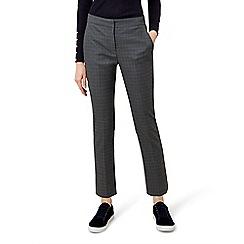 Hobbs - Dark grey 'anna' trouser