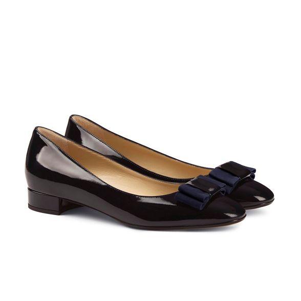 Hobbs Navy Hobbs flat 'lottie' 'lottie' shoes Navy flat flat Navy shoes 'lottie' Hobbs r5wnxrAFSq