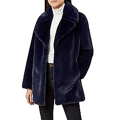 Hobbs - Navy 'Bethany' coat