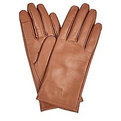 Hobbs - Tan 'emma' gloves