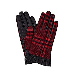 Hobbs - Black 'Mia' gloves
