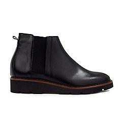 Hobbs - Black 'Bloomsbury' chelsea boots