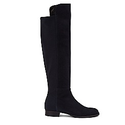 Hobbs - Navy 'Lorna' stretch boots