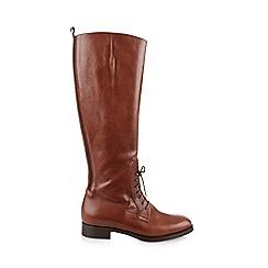 Hobbs - Tan 'Annabel' boots