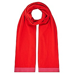 Hobbs - Red 'Audrey' scarf