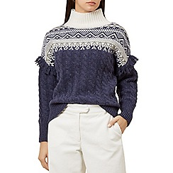 Hobbs - Navy 'Cleo' sweater